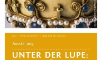 Unter der Lupe: Mitren & Tiaren nach van Eyck