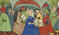 Zu Gast bei Juden. Leben in der mittelalterlichen Stadt