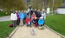 Pilgerwanderung in zwei Teilen: Von Meßkirch an den Bodensee