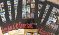 """Der neue """"Die Konzilstadt Konstanz 2018"""" Kalender ist da!"""