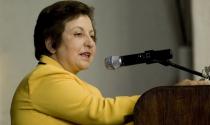 SHIRIN EBADI: Ein Abend mit der iranischen Friedensnobelpreisträgerin