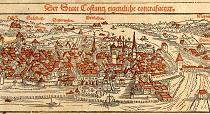 historische Stadtkarte