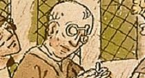 Brille - Richental Chronik