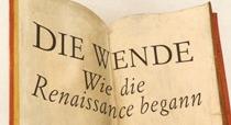 """Cover """"Die Wende"""""""
