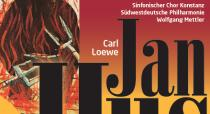 Plakat Jan Hus Oratorium
