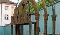Neues Petershauser Portal